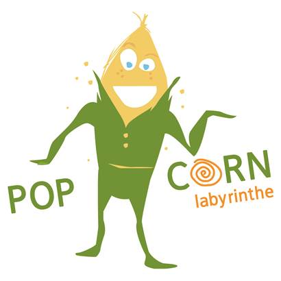 Pop Corn Labyrinthe Loisirs-Ploemel-Morbihan-Bretagne-Sud