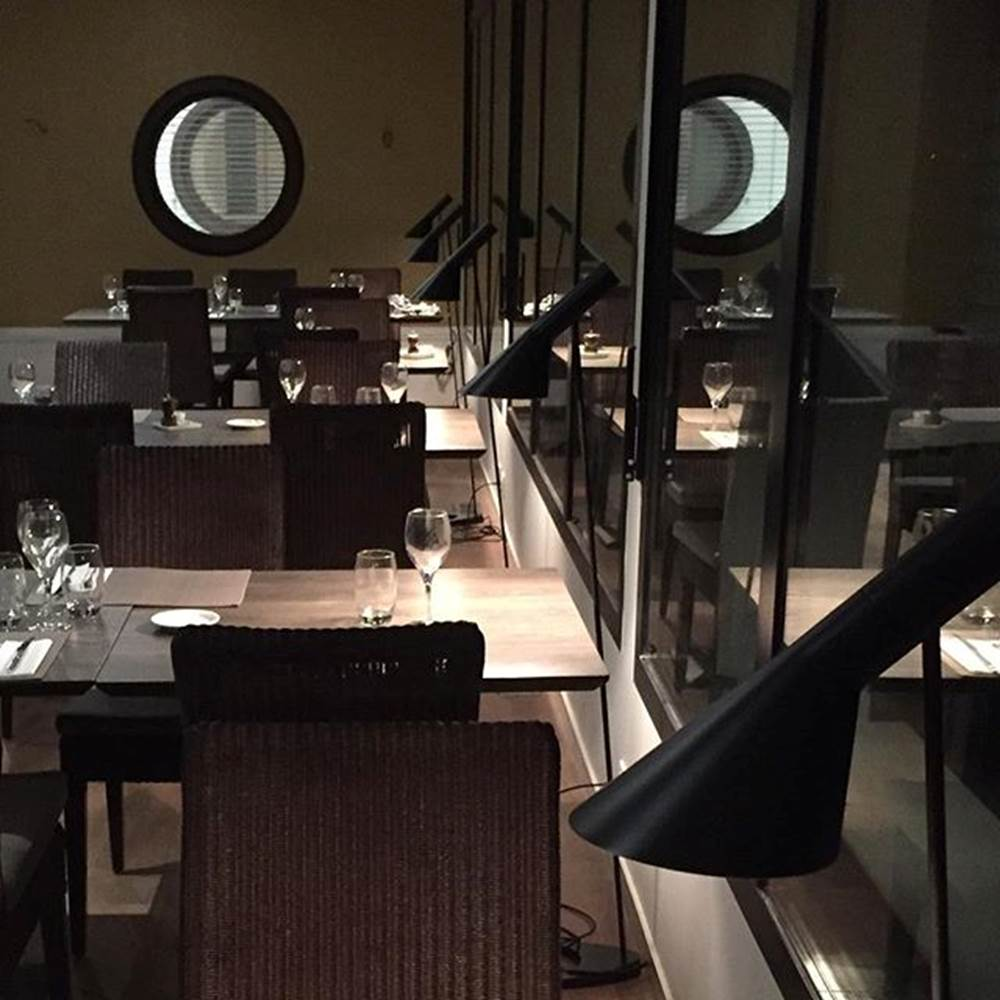salle du restaurant ©