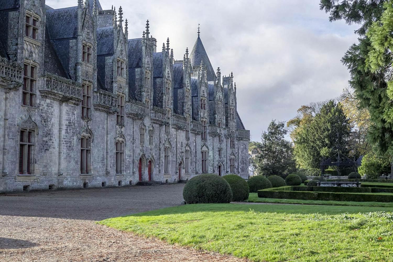 Château et parc de Josselin - Morbihan Bretagne Sud-33 © Meero