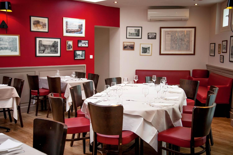 Restaurant Vannes Centre ©