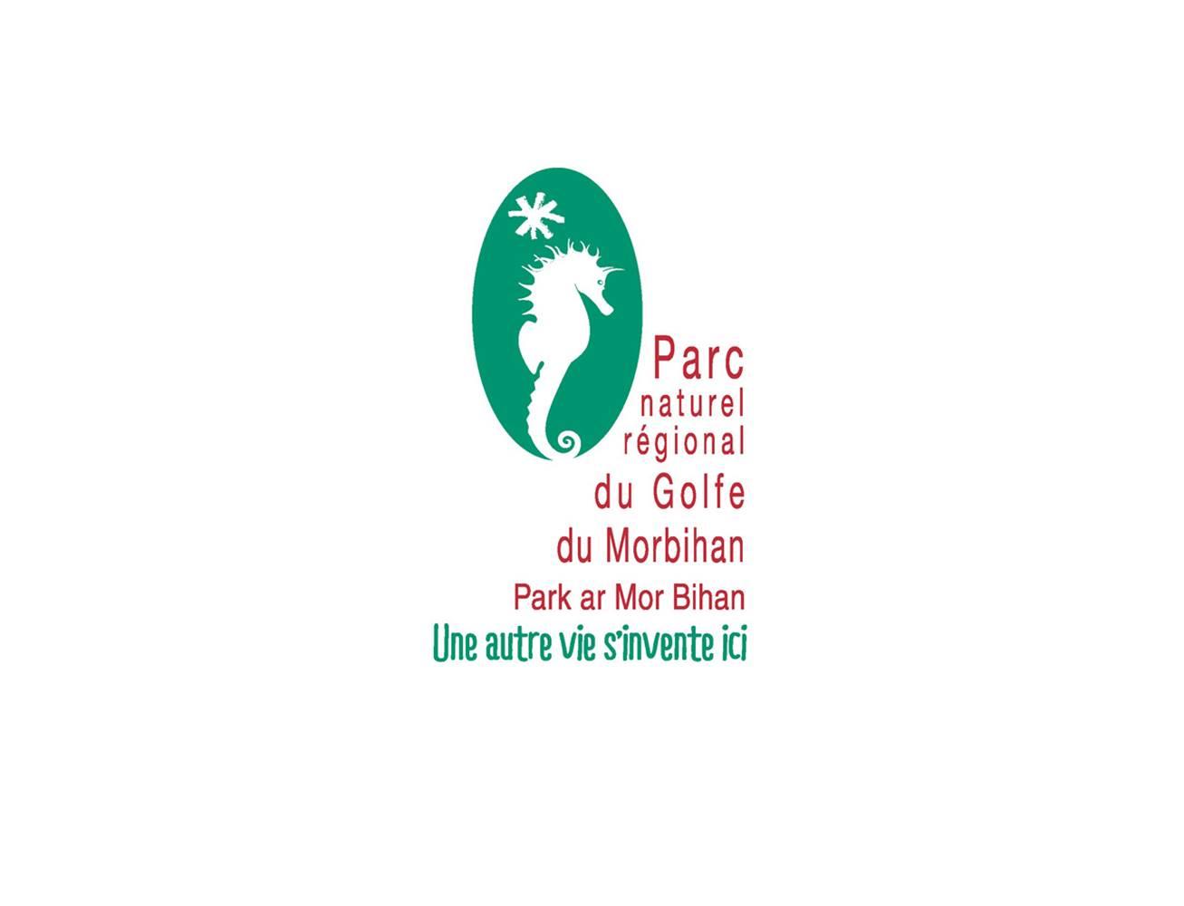 Logo-Parc-Naturel-Régional-Golfe-du-Morbihan-Bretagne sud © PNR Golfe du Morbihan