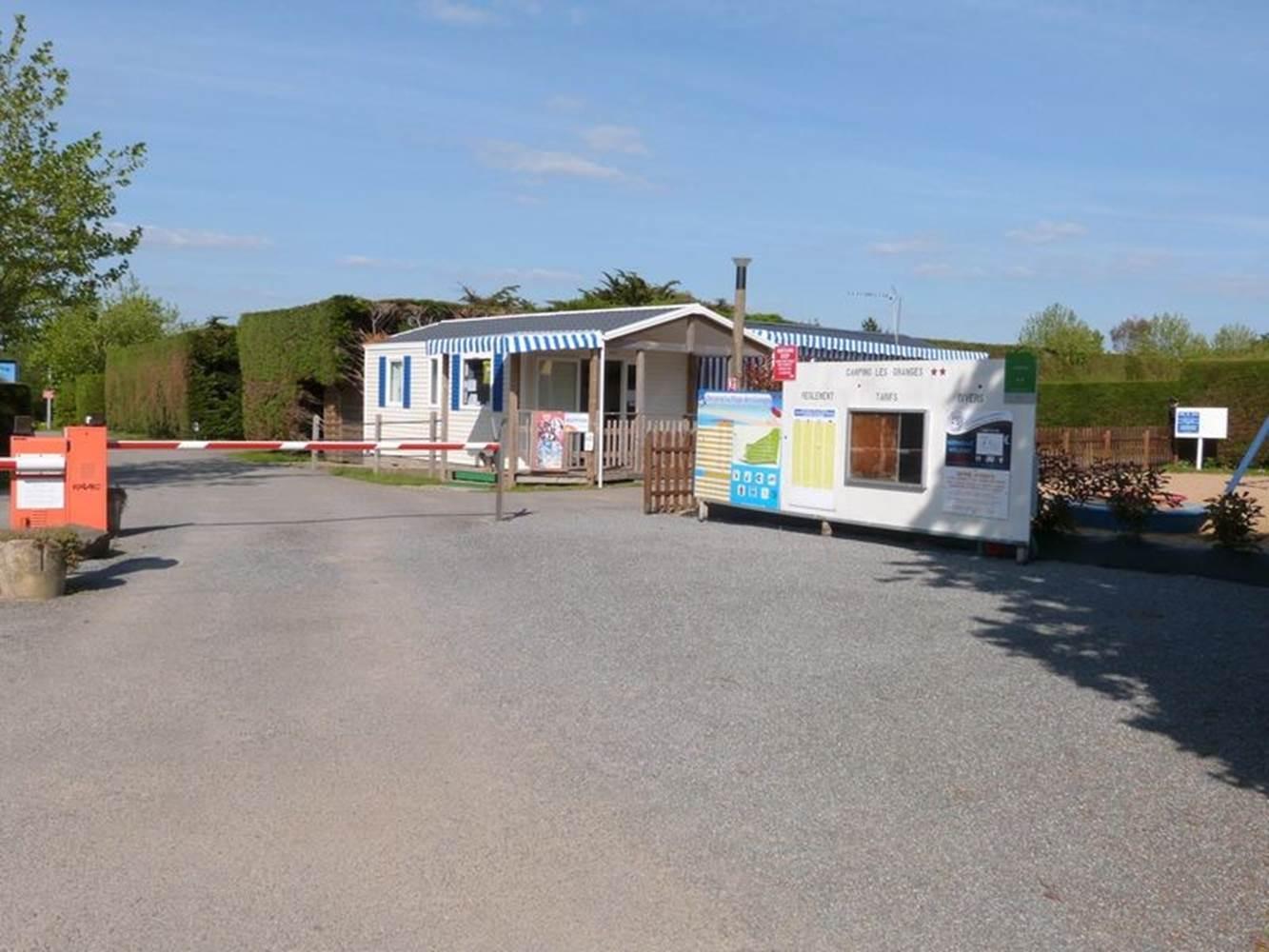 Camping-La-Plage-des-Granges-Billiers-Morbihan-Bretagne-Sud ©