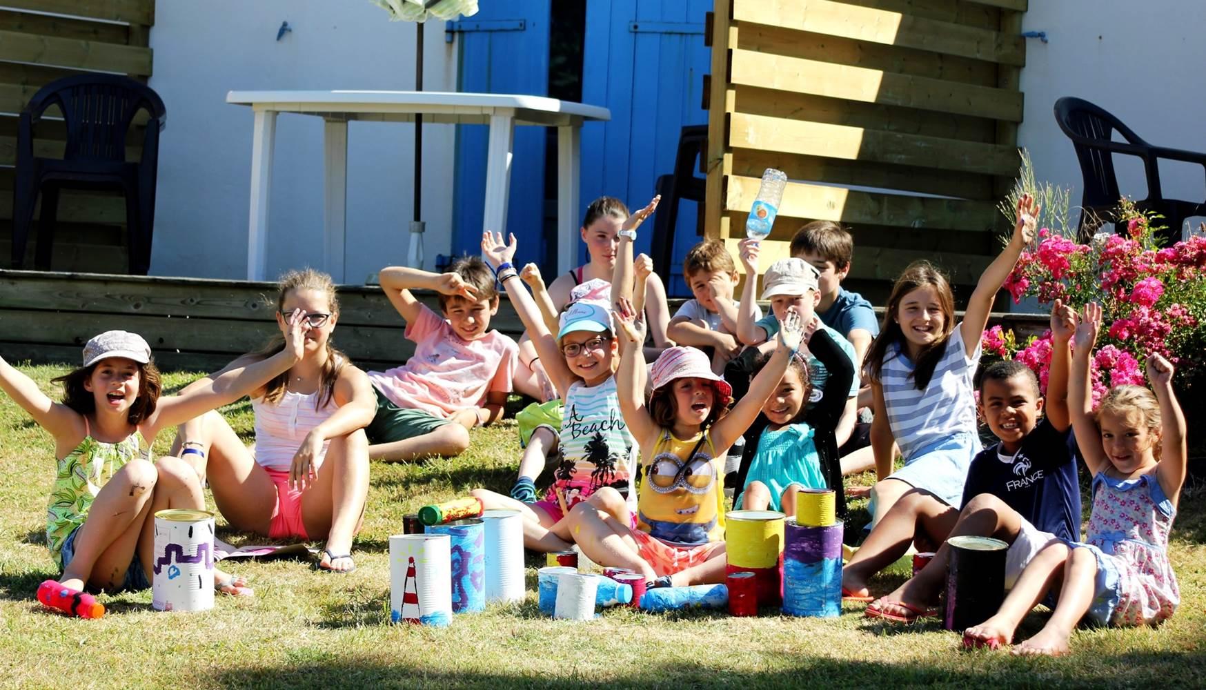 club enfant village vacances kerfetan ©