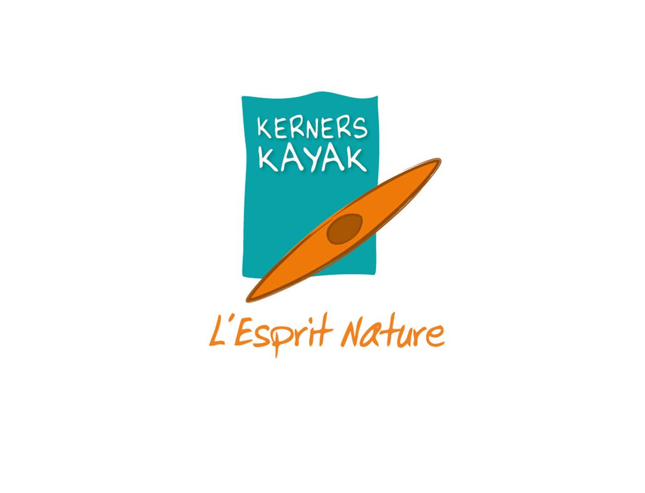 Logo-Kerners-Kayak-Arzon-Presqu'île-de-Rhuys-Golfe-du-Morbihan-Bretagne sud © Kerners Kayak