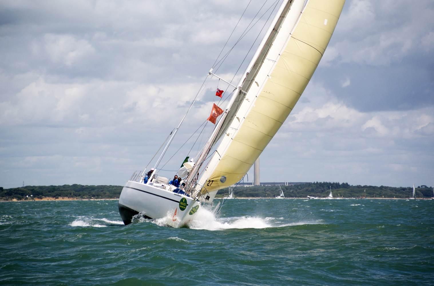 Naviguez en course avec Challenge Ocean ©