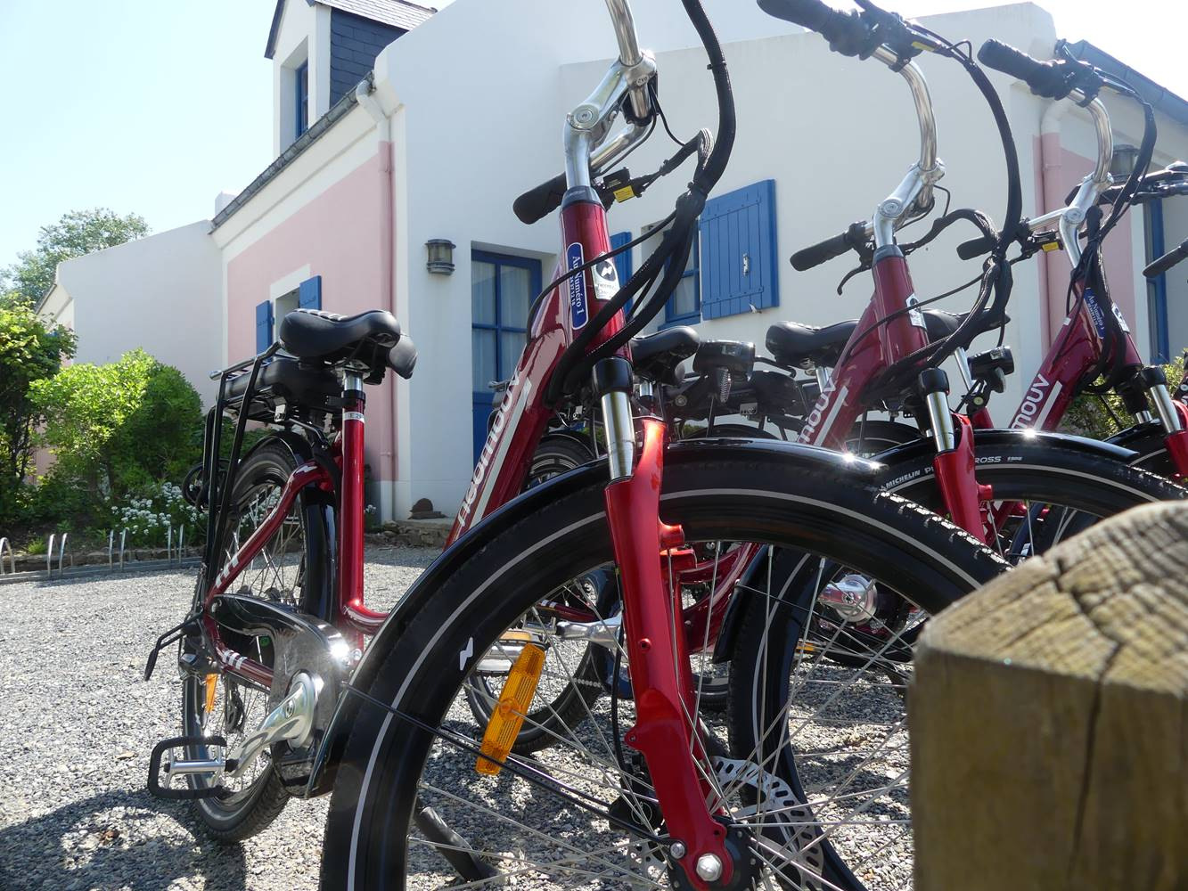 Vélos électriques ©