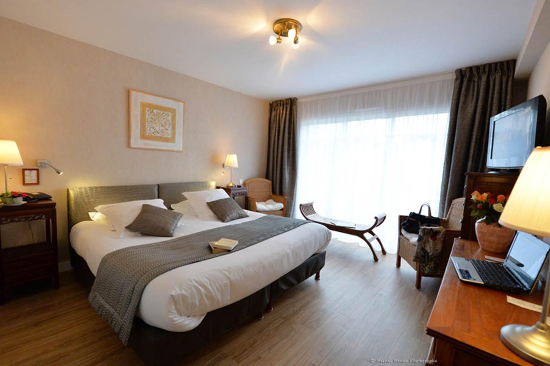 Hôtel-Le-Parc-er-Gréo-Chambre