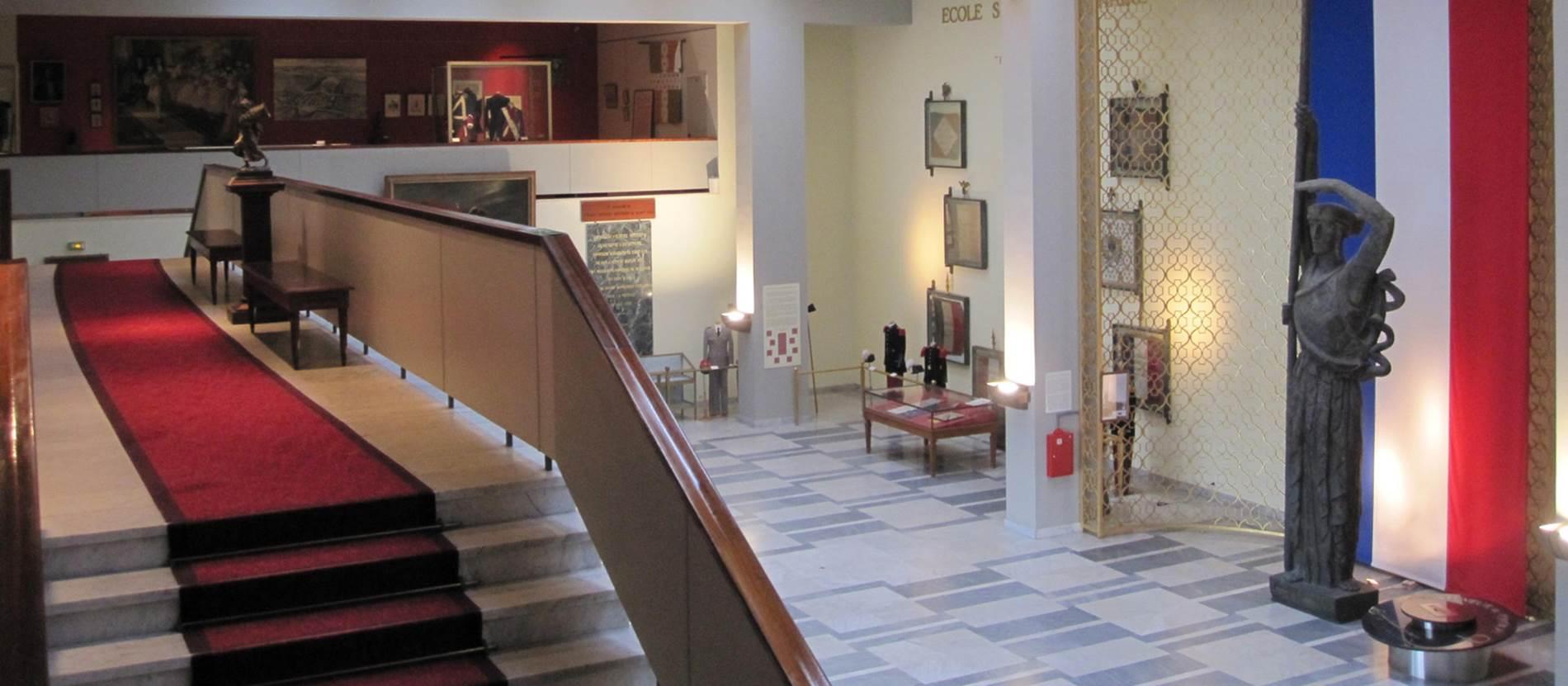 Musée du souvenit - Guer - Morbihan Bretagne Sud © Musée du souvenit - Guer