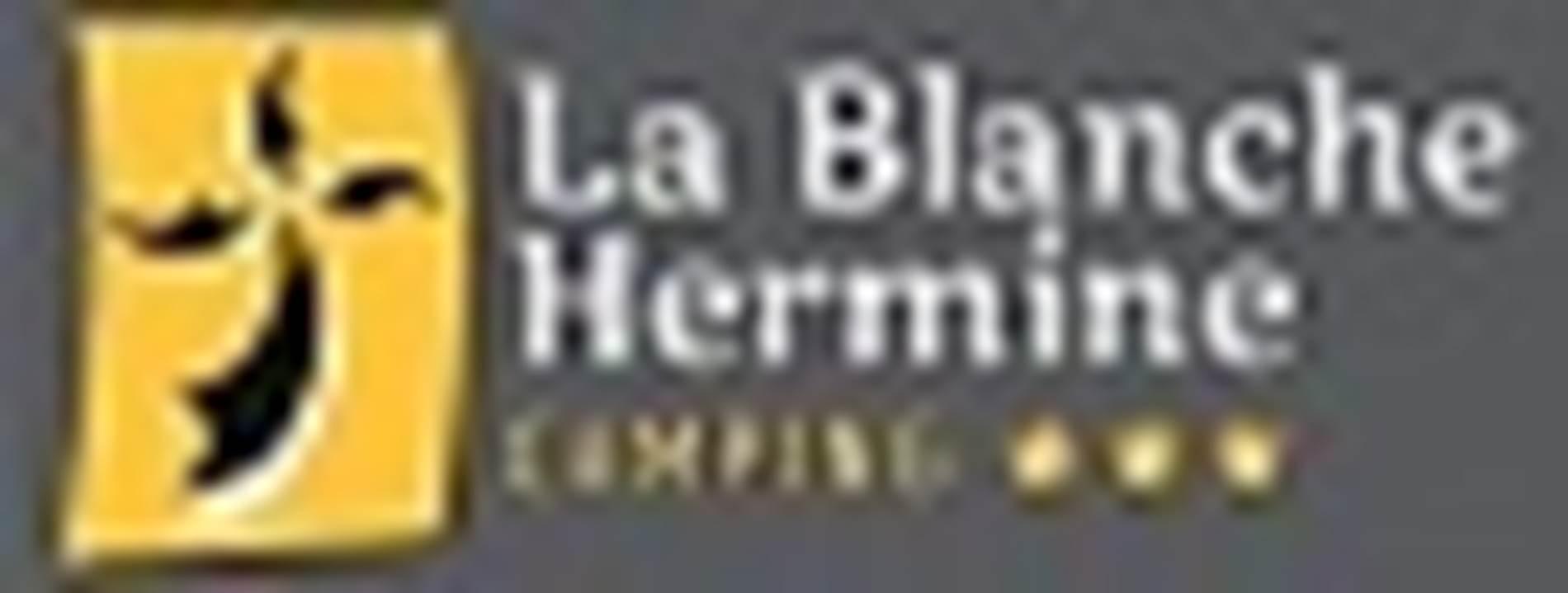 Logo du Camping La Blanche Hermine ©