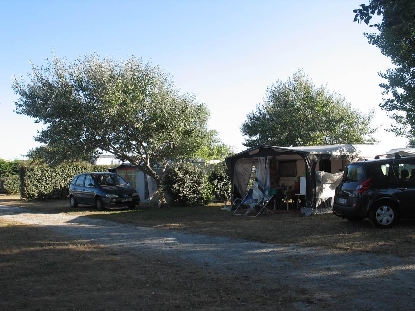 Camping-La-Pointe-du-Talud-Ploemeur-Groix-Lorient Morbihan Bretagne-Sud © Camping La Pointe du Talud