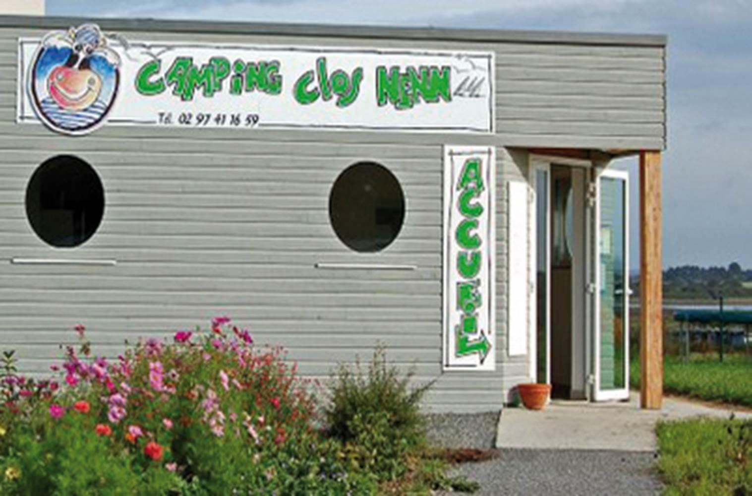 Camping-Le-Clos-Nenn-Morbihan-Bretagne-Sud © Camping Le Clos Nenn