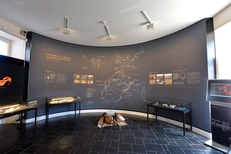 Musée de préhistoire-Carnac-Morbihan Bretagne sud-05 © Michel RENAC
