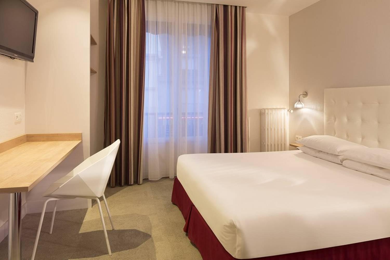 Hôtel-Escale-Oceania-Lorient-Groix-Lorient-Morbihan-Bretagne-Sud © Hôtel Escale Oceania