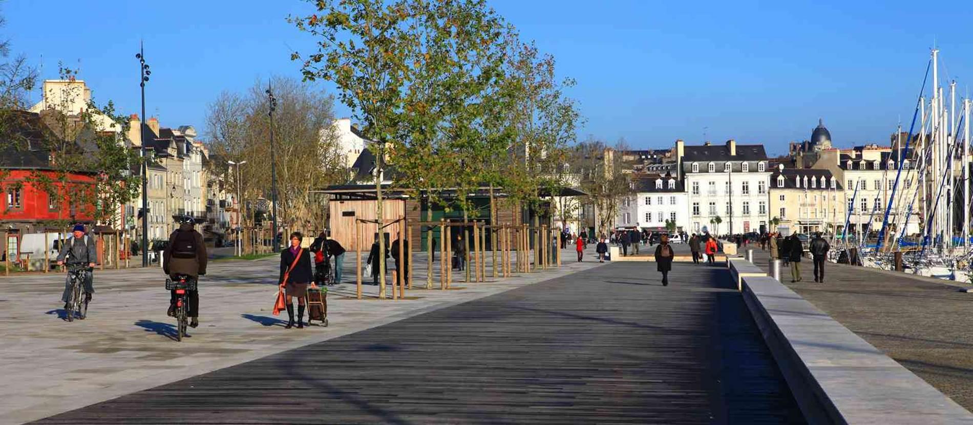 RANDO VANNES © Cdt56-MS Vannes le port1 (7)