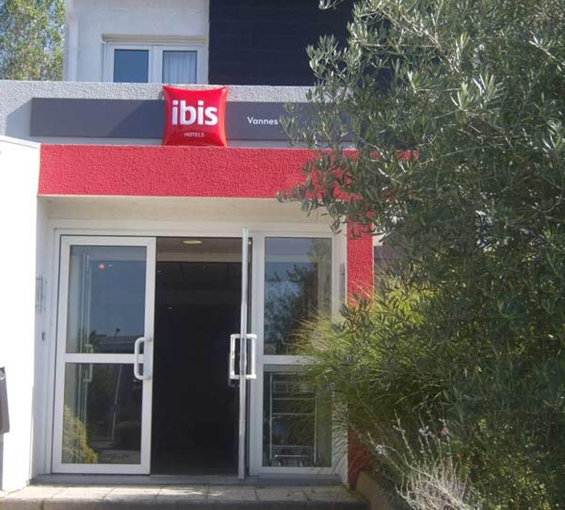 hôtel ibis vannes ©