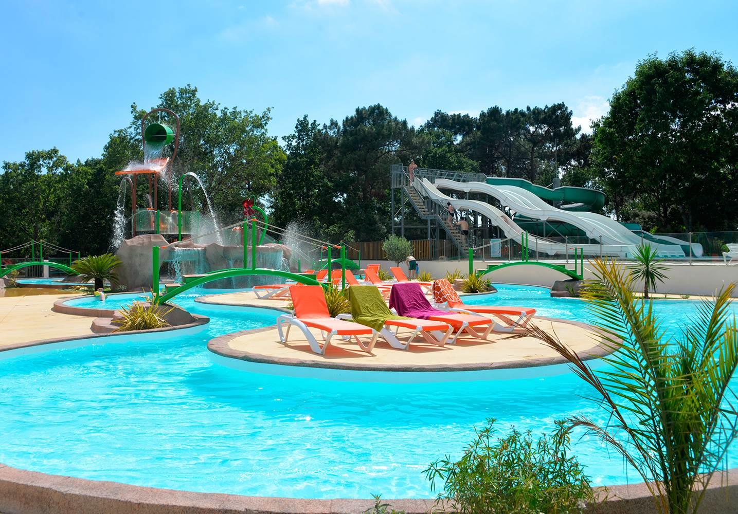 Du plaisir pour toute la famille avec le nouveau parc aqualudique ©