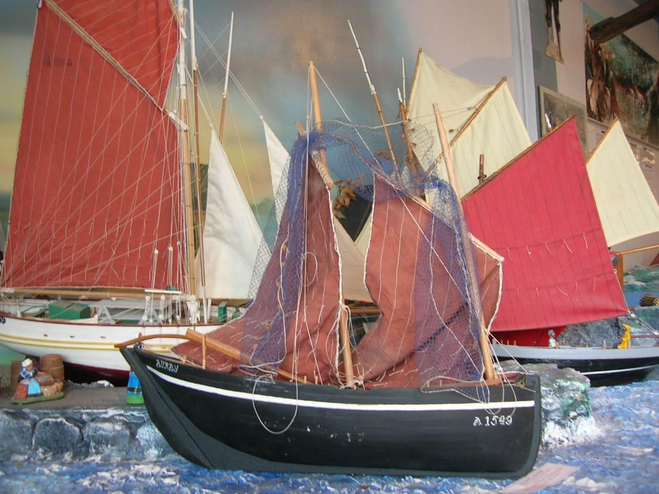 Musee-des-Thoniers - 4 - Etel - Morbihan Bretagne Sud © Musée des thoniers