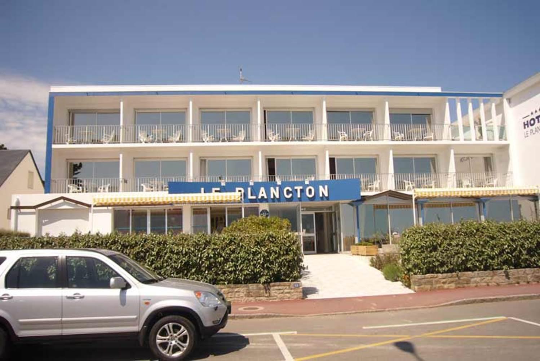HOTEL RESTAURANT LE PLANCTON-Carnac-Morbihan-Bretagne-Sud ©