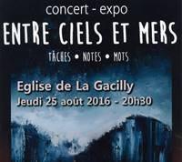 Concert-expo ENTRE CIELS ET MERS