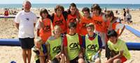 Tournoi Gratuit de Football sur la Plage du Rohu à Saint-Gildas-de-Rhuys