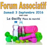Forum associatif à La Gacilly