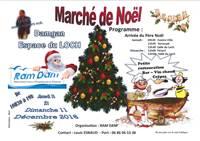 Marché de Noël à Damgan