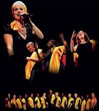SONG OF FREEDOM en concert au Végétarium Café de La Gacilly