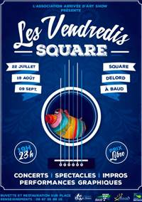 Les Vendredis Square