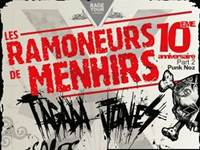 Les Ramoneurs de Menhir en concert à La Gacilly