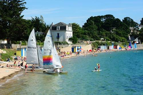 Ile aux Moines - Morbihan Bretagne Sud