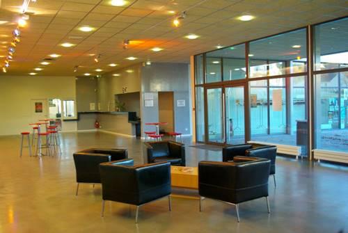 Centre culturel l'Asphodèle salon ©