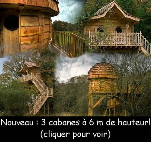 Cabanes de Bretagne