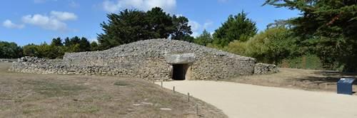 Le site des Mégalithes de Locmariaquer