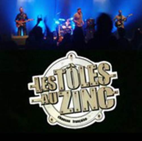 Les Tôles au Zinc en concert à La Ferme du Monde à Carentoir