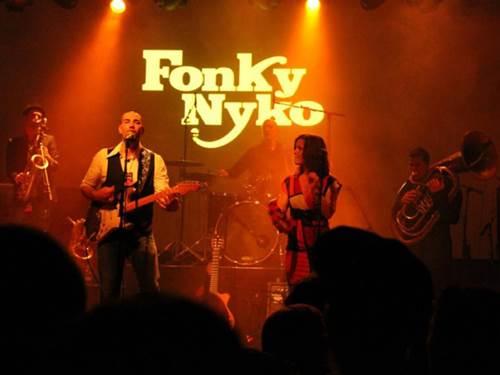 Les vendredis du canal : Fonky Nyko