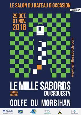 Affiche-Mille-Sabords-Arzon-Morbihan-Bretagne Sud