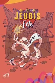 Les Jeudis en Fête 2019