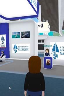 Virtual Nautic - Salon virtuel du nautisme