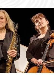 Apéro Klam - Duo musical Tocade - Sainte Anne
