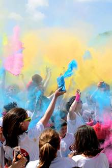 Baden Color Race