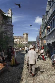 Visite Guidée de St Goustan et Découverte 3D