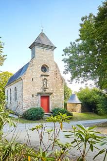 Visite guidée de la chapelle Saint-Quirin – Brec'h