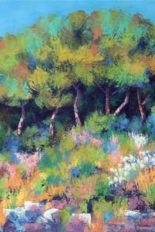 Exposition huiles et pastels Jacqueline Duvoisin