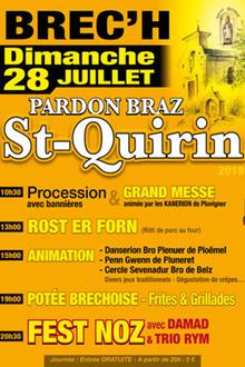 Pardon de St Quirin et Fest Noz