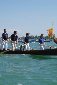 Soirée de la flottille vénitienne