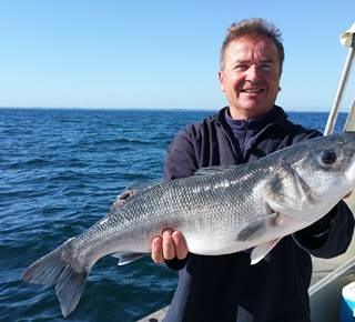 Pêche en mer Tours d'Îles