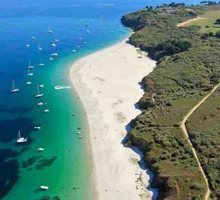 Plage des grands sables Ile de Groix