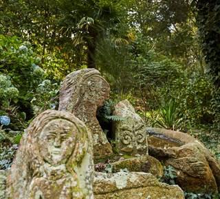 Parc de Sculptures et Arboretum de La Mare au Poivre