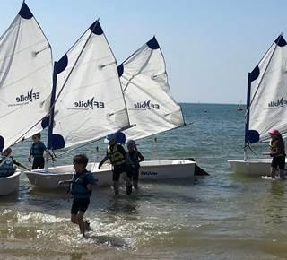 Ecole de voile - Club nautique de Damgan