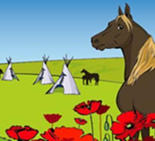 La Petite Ecurie dans la Prairie - L'Auberge Equit'Table